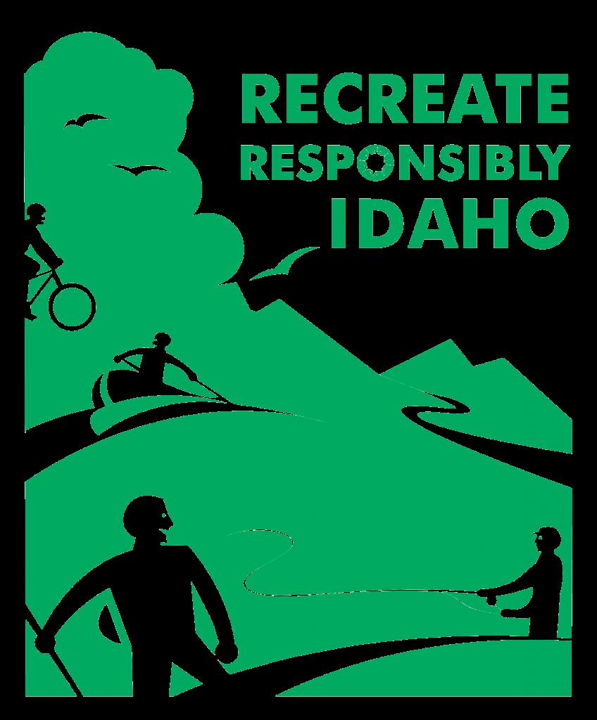 ID Recreate Responsibly Idaho Logo