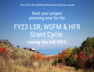 Grant Cycle Flyer Image
