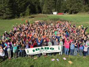 2019 Forestry Contest group photo