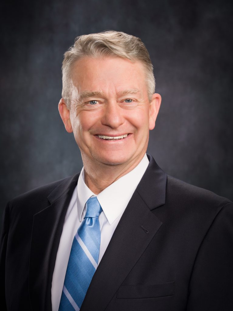 photo of Governor Brad LIttle