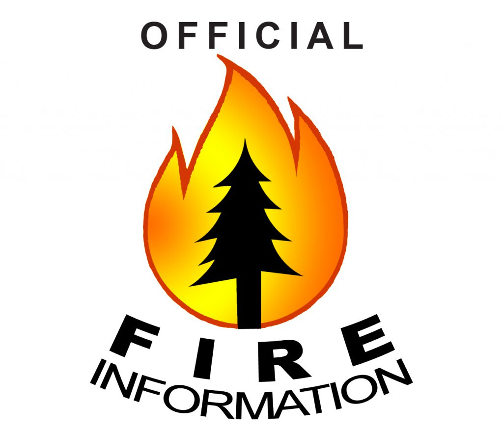 Official Fire Information Logo